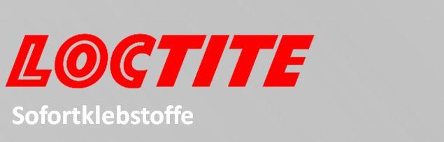 Loctite-Sofortklebstoffe