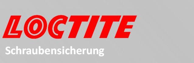 Loctite-Schraubensicherung