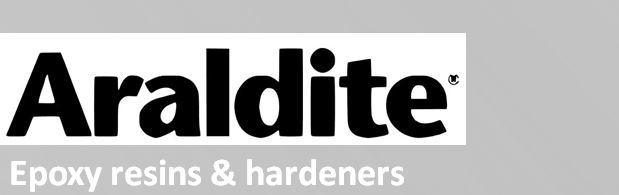 Araldite Epoxy resins+hardeners