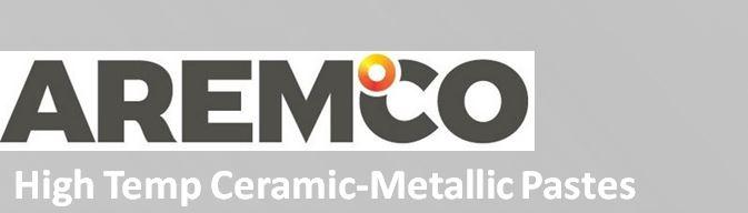 Aremco-Ceramic Metallic pastes