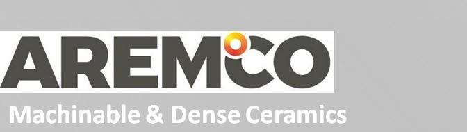 Aremco-Machinable Dense Ceramics