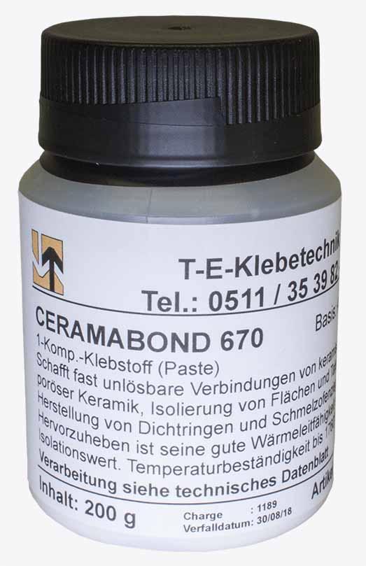 Ceramabond 670