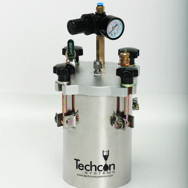 TS 1254 Druckbehälter